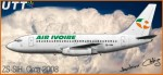 Air Ivorie Boeing 737-200 ZS-SIH