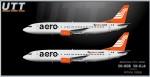 Aero Contractors Nigeria Boeing 737-400 5N-BJA & 5N-BOB