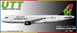 Afriqiyah Airways Airbus A320-200 5A-ONB
