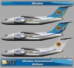 Antonov 148-100 Ukraine International Airlines