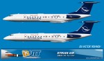 SYRIAN AIR AI Tu-134 (YK-AYB,YK-AYE)