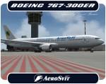 Aerosvit Boeing 767-300 - UR-VVO