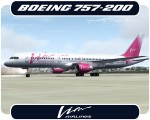 VIM Airlines Boeing 757-200 - RA-73008