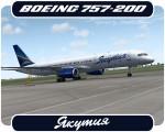 Yakutia Airlines Boeing 757-200 - VQ-BCK