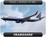Transaero Boeing 737-800 - EI-EDZ