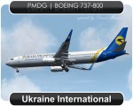Ukraine International Boeing 737-800 - UR-PSA
