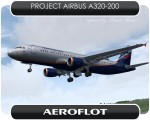 Aeroflot Airbus A320 - VP-BRZ