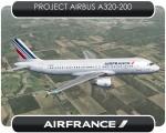 Air France NC Airbus A320 - F-GFKM