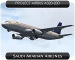 Saudi Arabian Airbus A320 - TC-OGR