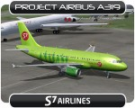 S7 Airlines Airbus A319 - VP-BHI
