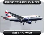 British Airways Airbus A318 - G-EUNA
