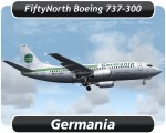 Germania Air Boeing 737-300 - D-AGEK