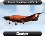Flight 1 Pilatus PC-12 - Dexter Aero - RA-01500