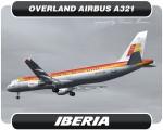 Iberia Airbus A321 - EC-JZM