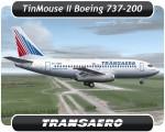 Transaero Boeing 737-200 - RA-73001