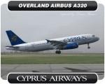 Cyprus Airways Airbus A320 - 5B-DBD