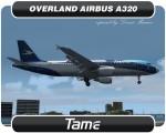 Tame Ecuador Airbus A320 - HS-CGJ
