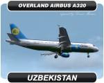 Uzbekistan Airbus A320 - UK32011