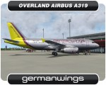 Germanwings Airbus A319 - D-AGWH