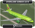 S7 Airlines Airbus A319 - VP-BTT