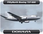 Boeing 737-500 - Donavia - VP-BWZ