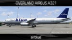 Air Blue Airbus A321 - AP-BJB