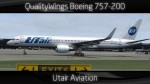 Utair Aviation Boeing 757-200 - VQ-BEZ