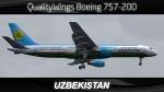 Uzbekistan Airways Boeing 757-200 - VP-BUI