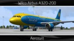 Aerosvit Airbus A320-200 - UR-DAE