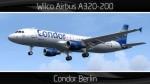 Condor Berlin Airbus A320-200 - D-AICD