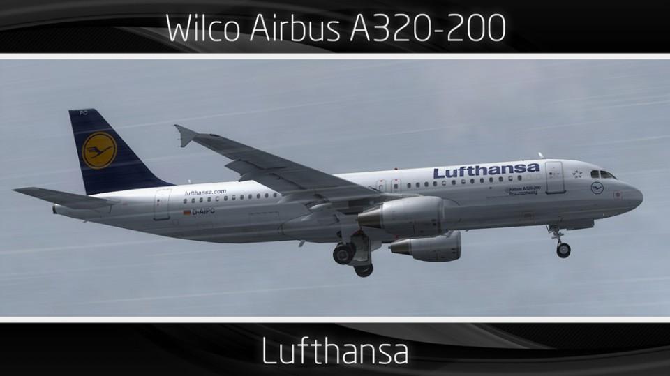 Lufthansa Airbus A320-200 - D-AIPC