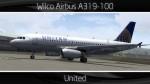 United Airbus A319-100 - N854UA
