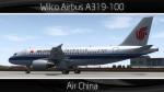 Air China Airbus A319-100 - B-6238