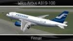 Finnair Airbus A319-100 - OH-LVA
