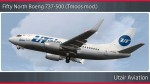 Utair Aviation - Boeing 737-500WL - VQ-BAD
