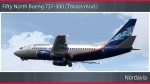 Nordavia Boeing 737-500 - VP-BRE
