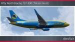 AeroSvit Boeing 737-300WL - UR-DNJ