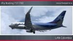 LAN Colombia Boeing 737-700 - HK-4694