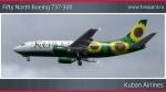 Kuban Boeing 737-300 - VQ-BHB