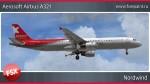 Nordwind Airbus A321 - VQ-BOD