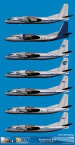 Khabarovsk Avia Antonov AN-24