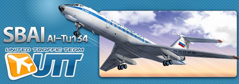 SBAI AI TU-134