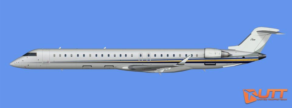 Suncor Energy CRJ-900 (FS2004)