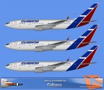 RATS AI Ilyushin Il-96-300 Cubana