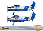 RWAI An-2 Altay Airlines