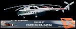 SBAI AI Heli Mi-8T Karelia RA-24574