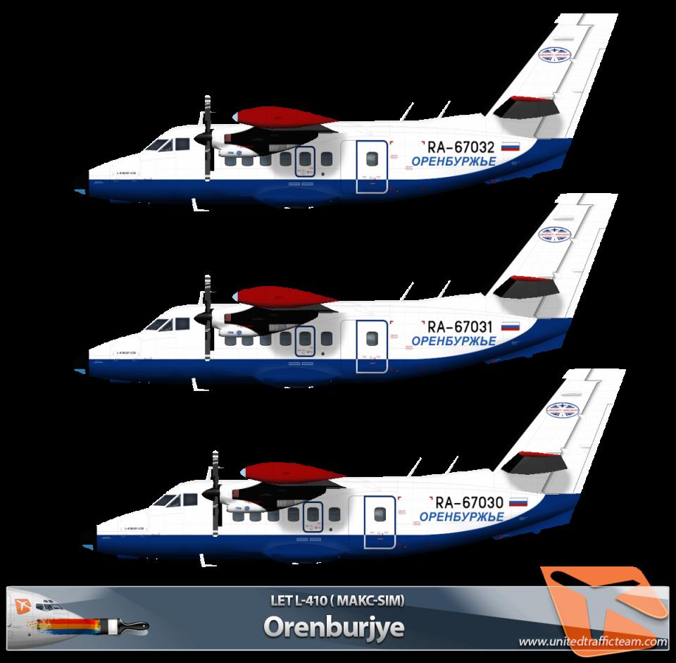 L-410 Orenburjye